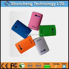 Innovative products, Fashional design 8400mah power bank for Iphone/IPAD