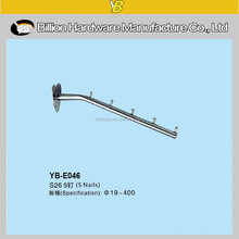 YB-E046 supermarket functional retail store fixtures for wall-mounted display
