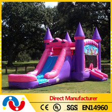 Attractive jumping castles inflatable water slide, cardboard castles,cheap bouncy castle