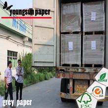metallic grey paper sheet thick grey color shoe box boards pe grey cardboard