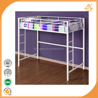 school furniture labor bed pipe bed made metal iron frame made in china