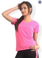 Factory cheap custom women's sports t-shirts patterns