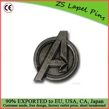 Custom quality Marvel Comics AVENGERS Logo Metal BELT BUCKLE