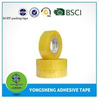 BOPP material bitumen adhesive tape popular supplier
