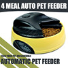 Automatic dog feeder dispenser 4meal/day automatic dog feeder dispenser PF-05A