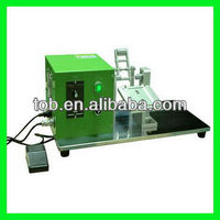 Super capacitor winding machine