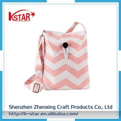 Pattern Women's Casual Canvas Travel eco friendly shopping bag