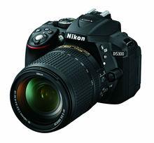 For New Nikon D5300 24.2 MP CMOS Digital SLR Camera with 18-140mm f/3.5-5.6G ED VR AF-S DX NIKKOR Zoom Lens (Black)