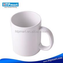 Directly factory white ceramic mug of high quality