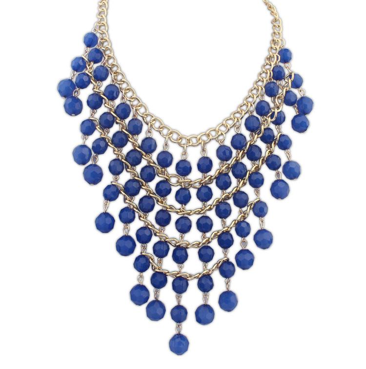 2014 Genuine Jewelry Fashion , Balck Color Wholesale Fashion Jewelry