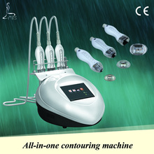 Shock wave therapy equipment,rf+vacuum+blue laser,facial beauty&skin-tight&wrinkle removal