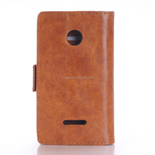FL3592 Paypal Accepted Flip Wallet Leather Case for Lumia N532, for Lumia 532 leather case