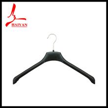100 flocked fabric coat hangers for samples