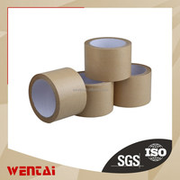 Used in carton packing Paper kraft tape bubber processingh kraft tape