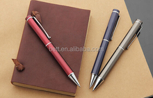 2015 Funny stationaries gift items for office custom metal pen
