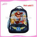 2014 nuevo estilo bolso de escuela de los niños de dibujos animados lindo impreso mochila faily para la vida escolar