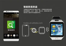 China Manufacturer Lady Smart Watch Touch Screen Woman Sport Bluetooth Watch dz09