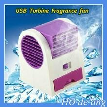 Hogift escritorio portátil mini ventilador del aire acondicionado, USB pequeño mini ventilador