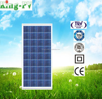 very cheap high efficiency 150w poly crystalline solar panel