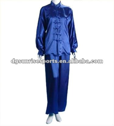 Uniformes de kung fu, Seda kung fu roupas, Camisa kung fu, Kung fu terno, Kung fu outfit