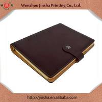 2014 Office Supply A5 Leather Notebook Cover,2014 Agendas