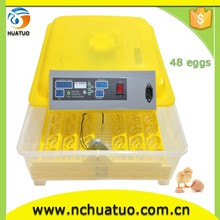 High quality large size poultry egg incubator egg candling equipment for selling HT-48II