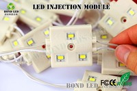 3 chip 5730 led injection module with lens led module best price
