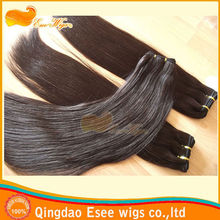 eseewigs qingdao factory wholesale 100% human hair xbl hair 5a grade