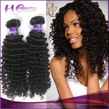 Handmade Weft 100% Full Cuticle Human Hair Wholesale Cheap Hair Scrunch Band