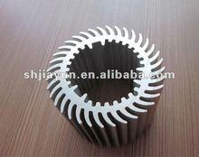 6063-T5 customized aluminum sun shade awning from Shanghai Jiayun Aluminium