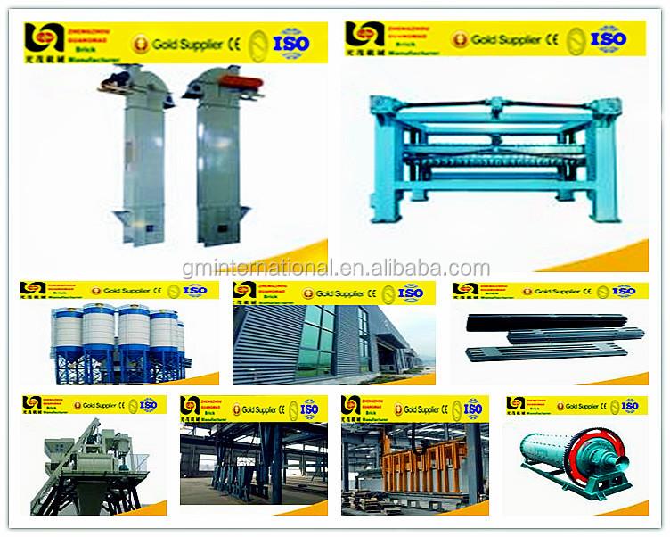 аас производитель автоматический кирпичный завод, автоклав газобетона машины кирпича/производственной линии