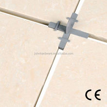 Aluminum carpet singel tile floor edge trim