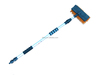 2.0Meter Aluminum telescpic handle water flow through car brush with PVC soft bristle