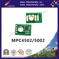 (TY-RC4503) laser printer toner chip for RICOH MPC5503 MP C4503SP C6003SP C5503SP C4503 C6003 C5503 KCMY (33K/22.5K pages)