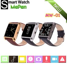 new arrival 2015 hot sales smart device mapan smart watch mw-02 for cell phone