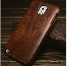 Factory supply wood case for samsung galaxy note 3