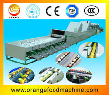 Sorting Grading Machine of Fruits and Vegetables