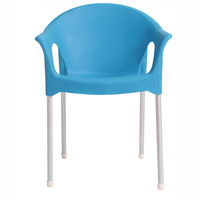 home life plastic accent modern restaurant chairs