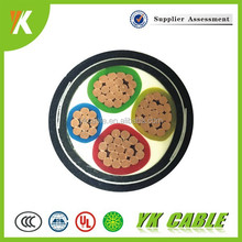 medium voltage 240mm2 armoured power cable