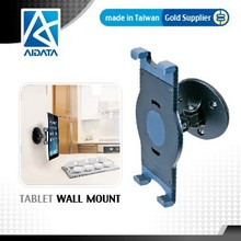 Universal Rotating Adjustable Wall Mount Tablet Holder
