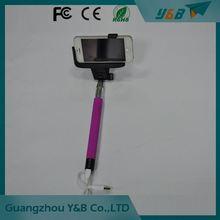 Oem Production Mini Gorillapod Light Wireless Monopod Selfie Stick For Digital Camera For Iphone 6/6Plus Etc