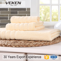 Top Quality 450~650 GSM 100% Cotton Terry Home Environment Towels