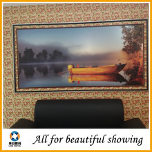 wall art oil painting for KTV decoration, oil paintings, waterproof oil painting for hotel decoration