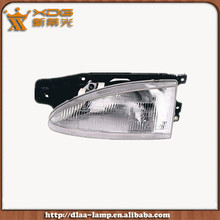 Truck top head light halogen truck crystal head lamp