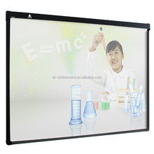 China supply portable interactive touchable whiteboard for school