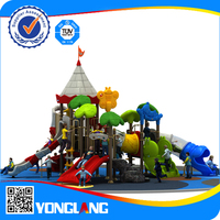 High quality children fisher price outdoor playground used