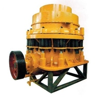 100T/H Py Series Spring Cone Crushers For Sale