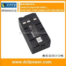 6V 4000MAH Replacement Battery BP-02C BP02C For Pentax Total Station