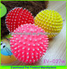 flashing light toys for dogs spikey ball