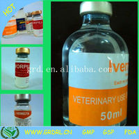 Ivermectin injection for animal to kill parasite 1%